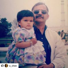 #Repost @a_dtee  And then I was like 'Yes dad Shoot him!' #HappyFathersDay #DadBeKickinAssesSince90s!!! #extremelylonghashtags #Mumbai #India! #Instagram  # #ThanksDad