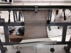 cashmere in progress