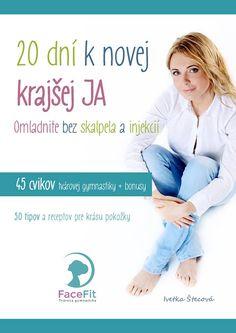 Ebook - Tvárová gymnastika - FaceFit Košice