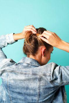 4 easy DIYs for girls with fine hair