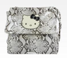 Hello Kitty Shoulder Bag: Python