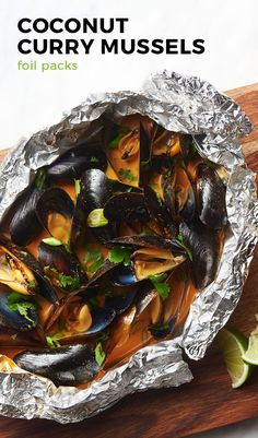When the mussels at the market look too good to pass up, this easy grilled recipe will get them on your table in no time. Cut down on dishes and grill with foil packs! Such an easy and delicious summer recipe.