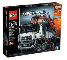 #Lego #LEGO® #42043   LEGO Technic Mercedes-Benz Arocs 3245 2793Stück(e)  Multi     Hier klicken, um weiterzulesen.  Ihr Onlineshop in #Zürich #Bern #Basel #Genf #St.Gallen