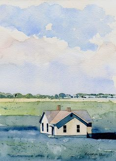 Don Gore / Hwy 13 Farmhouse, via Flickr.