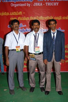 sensai P.K.Gopalakrishnan. sensai Karate sankar, sensai E. sasinthiran