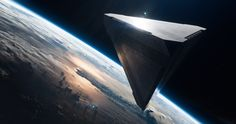 Oblivion : Un Blu-ray en orbite Spaceship Art, Spaceship Concept, Spaceship Design, Oblivion Movie, Best Sci Fi, Sci Fi Ships, Futuristic Cars, Blu Ray, Special Effects