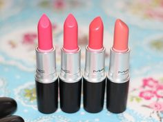 MAC Lipstick wish I was dark enough to pull this off