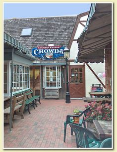 Chowda - best clam chowder I ever had in Long Beach Island, NJ