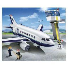 PLAYMOBIL 5261 Avions et tour