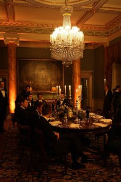 Men's dinner at #Harewood...everything that #England does right...every single time.