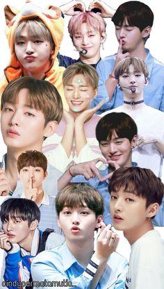 Wallpaper / Lockscreen Wanna One Yoon Jisung Lock Screen Wallpaper, Wallpaper Lockscreen, Lai Guanlin, Lee Daehwi, My Destiny, Ji Sung, Kpop Groups, Cute Wallpapers, Nostalgia