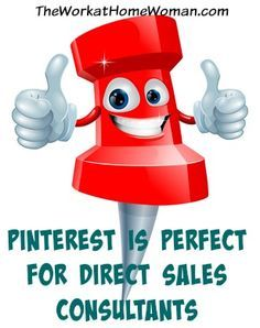 Did you know that Pinterest is the perfect platform for direct sellers? Here's why ...