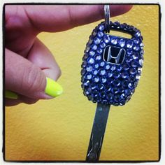 definitely doing this to my honda key! <3