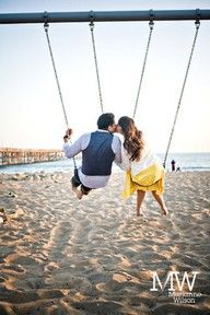 Future Mr. Husband has to enjoy swinging as much as i do... or atleast be able to make excellent tree swings