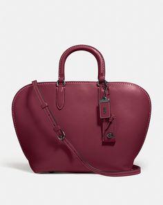 8e34ae427d DAKOTAH SATCHEL IN GLOVETANNED LEATHER Coach Handbags