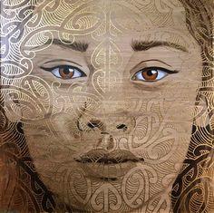 Maori Words, Maori Patterns, Maori People, Maori Designs, Nz Art, Maori Art, Bone Carving, Figurative Art, Art Inspo