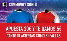 el forero jrvm y todos los bonos de deportes: sportium promocion Community Shield Arsenal vs Che...