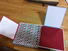 Mini Album idea Mini Albums, Mini Scrapbook Albums, Scrapbook Journal, Scrapbook Cards, Handmade Scrapbook, Scrapbook Paper Crafts, Scrapbooking Ideas, Paper Crafting, Scrap Books