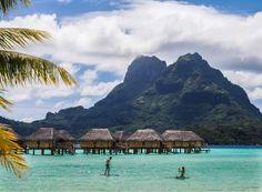 Feel as though time has stopped at Tahiti's Tikehau