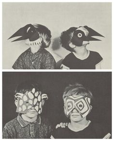 No relation to reality Bird Masks, Cool Poses, Theatre Costumes, Animal Masks, Create Photo, Vintage Crafts, Vintage Vibes, Creepy, Fairy Tales