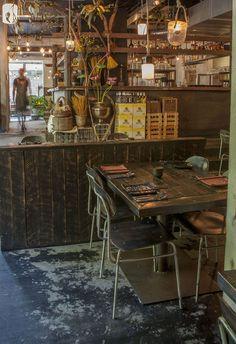 Restaurant Little V Rotterdam_MASA architects (Hiroki MAtsuura + René SAngers)_© Bill de Klimpe-10