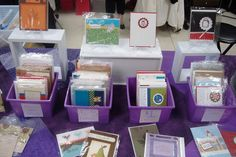 Craft Booth Display Shelves | HeatherJaneDesign: Craft Show Booth Improvements