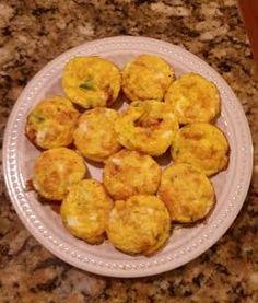 Make your own mini, reheatable egg omelettes. No more excuse to not enjoy breakfast!