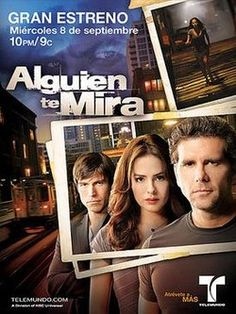 Watch more tv shows like Alguien Te Mira (TV Series ? Mystery Film, Uk Tv, All Movies, Celebrity Gossip, Thriller, Actors & Actresses, Tv Series, Tv Shows, American