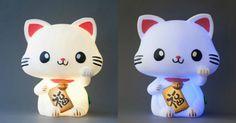 [TOPITRUC] Une veilleuse Lucky Cat