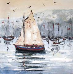 Peinture Anne-Marie Tollet
