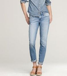 Check out the brands of jeans which are best suited for women over 50.