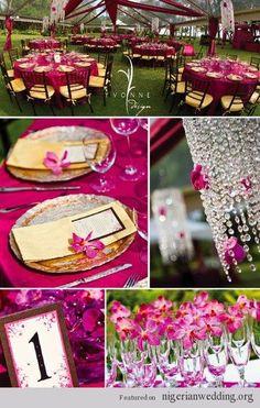 Google Image Result for http://www.nigerianwedding.org/wp-content/uploads/2012/05/Nigerian-wedding-Fuschia-wedding-theme-8.jpg