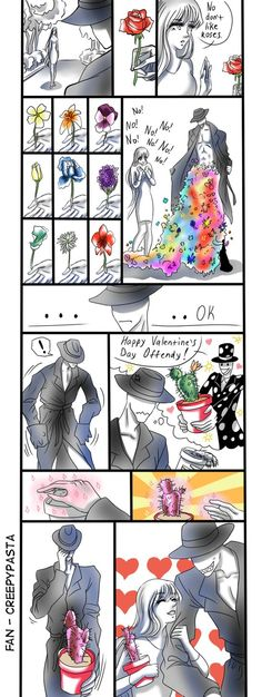 Fan Offenderman -not a rose!- by Ashiva-K-I on DeviantArt