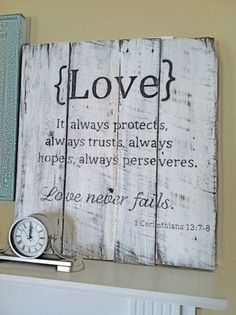 worthyoftheprize.com: {Hope for the Home} Linky Party: 7 Creative Ways to Display Scripture in Your Home