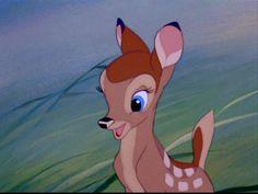 Faline  and Bambi
