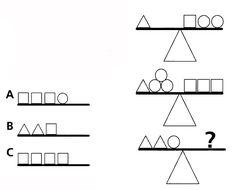 Con las opciones de la izquierda , elige la correcta para equilibrar la balanza. Sobre el autor More at