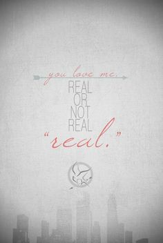 Catching Fire quote - Katniss and Peeta #thehungergames AND THIS IS HOW I GET MY MOST POPULAR BOARD NAME!!! STILL LOVIN IT!!