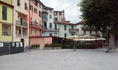 Grazioso appartamentino sulla piazza centrale