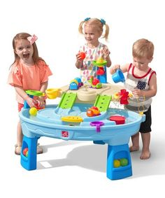 Step2 Ball Buddies Double Drop | Best Price and Reviews | Zulily Toddler Water Table, Toddler Play Table, Sand And Water Table, Adventure Center, Water Toys, Water Play, Activity Centers, Activity Toys, Water Activities