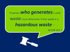 Hazardous Waste blog Source: Stericycle