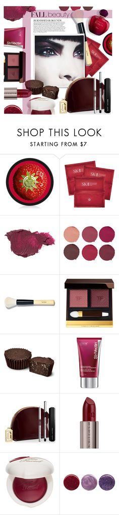 """""""Wine is my Beauty Secret"""" by metropulse ❤ liked on Polyvore featuring beauty, SK-II, Pat McGrath, Bobbi Brown Cosmetics, Tom Ford, StriVectin, Marc Jacobs, Urban Decay, Too Faced Cosmetics and Deborah Lippmann"""