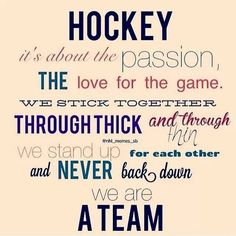 A Team...#hockey #sports @N17DG