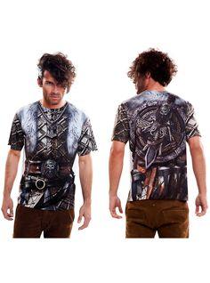 44 mejores imágenes de Camisetas disfraz adultos   niños 79638f31dc5
