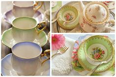 Life is too short not to have tea parties!