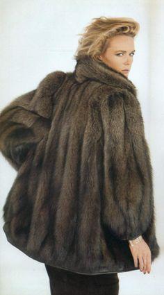 Fisher, Fur Coat, Jackets, Fashion, Fur, Down Jackets, Moda, Fashion Styles, Jacket