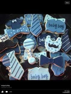 Baby boy babyshower themes, baby shower favors boy, baby shower for boys, boy Baby Shower Azul, Idee Baby Shower, Man Shower, Shower Bebe, Shower Party, Baby Shower Games, Baby Shower Parties, Baby Boy Shower, Baby Showers