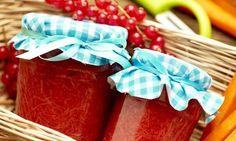 Konfitura porzeczkowa z marchewką.  Smak marchewki i porzeczki zamknięty w słoiku. #recipe Dr. Oetker Polska Gift Wrapping, Gifts, Gift Wrapping Paper, Presents, Wrapping Gifts, Favors, Gift Packaging, Gift