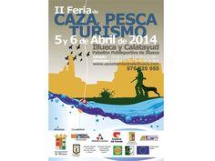 Illueca celebra su la segunda edición de su Feria de Caza, Pesca y Turismo http://www.rural64.com/st/turismorural/Illueca-celebra-su-la-segunda-edicion-de-su-Feria-de-Caza-Pesca-y-Turi-4396