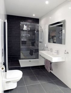 Gray Bathroom Ideas Worthy of Your Experiments Gray Bathroom Ideas – Gray Bathroom Photos. Excellent design ideas and also bath design motivation for health club shower rooms, master baths, kids shower rooms as well as even more.