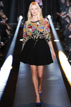 Fausto Puglisi - Collections Fall Winter 2014-15 - Shows - Vogue.it
